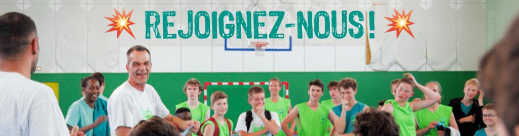 Rejoignez l'équipe Star Basket