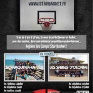La brochure et l'affiche des camps 2013 sont disponibles